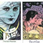 The Mythic Tarot y The Cosmic Tarot