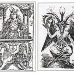 Tarot de Court de Gébelin, Tarot de Etteilla y Tarot Eliphas Lévi