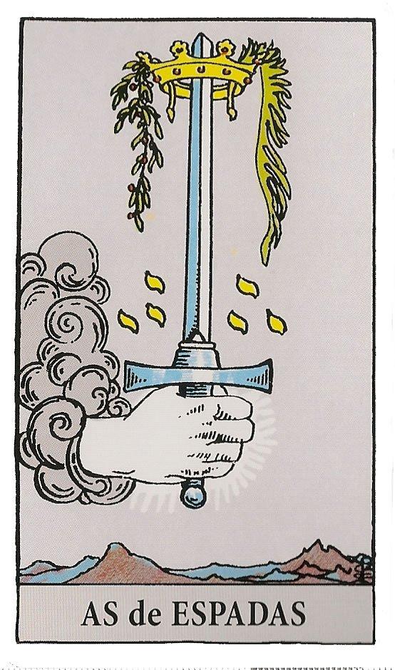 As de espadas