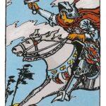 Caballo de espadas o caballero de espadas