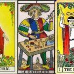 El Mago. Arcano del TAROT. Significados y simbolismo
