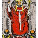 El Hierofante o El Sumo Sacerdote
